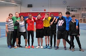 Nasir och Parasportgruppen