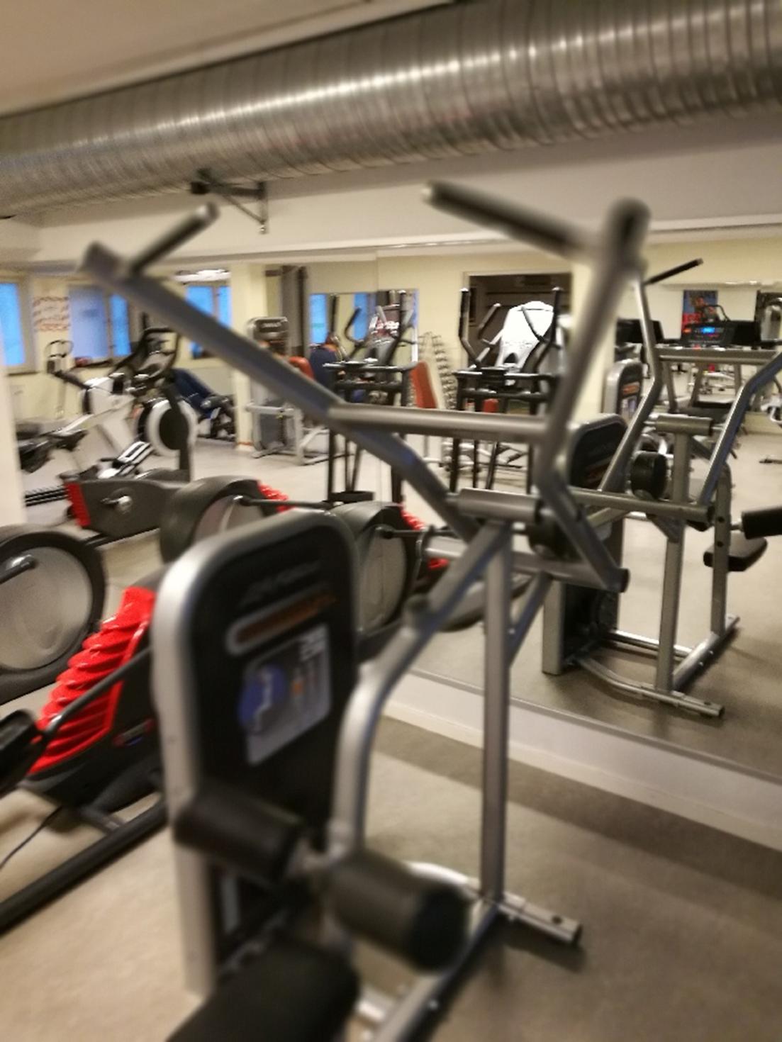 Gymmet 1