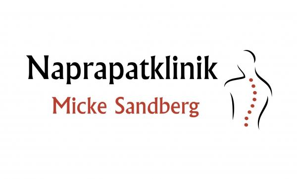 Naprapatklinik, Micke Sandberg