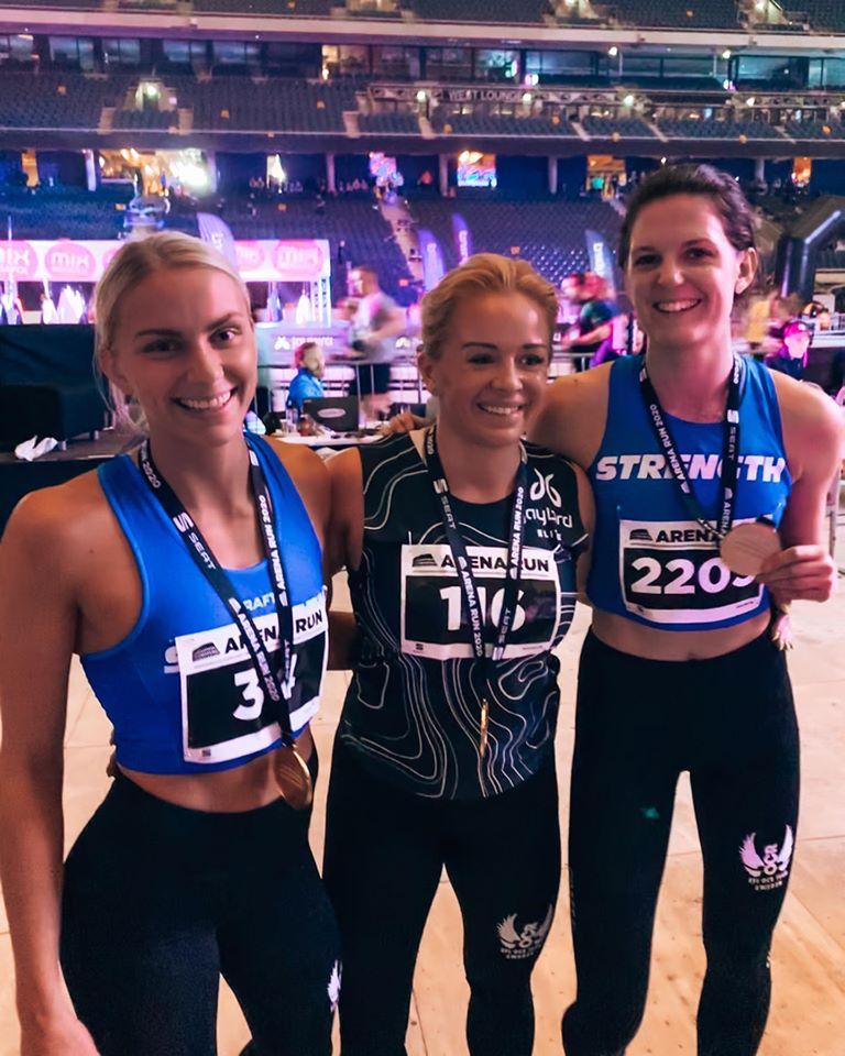 Succé för EFI OCR TEAM i Arena Run Stafetten