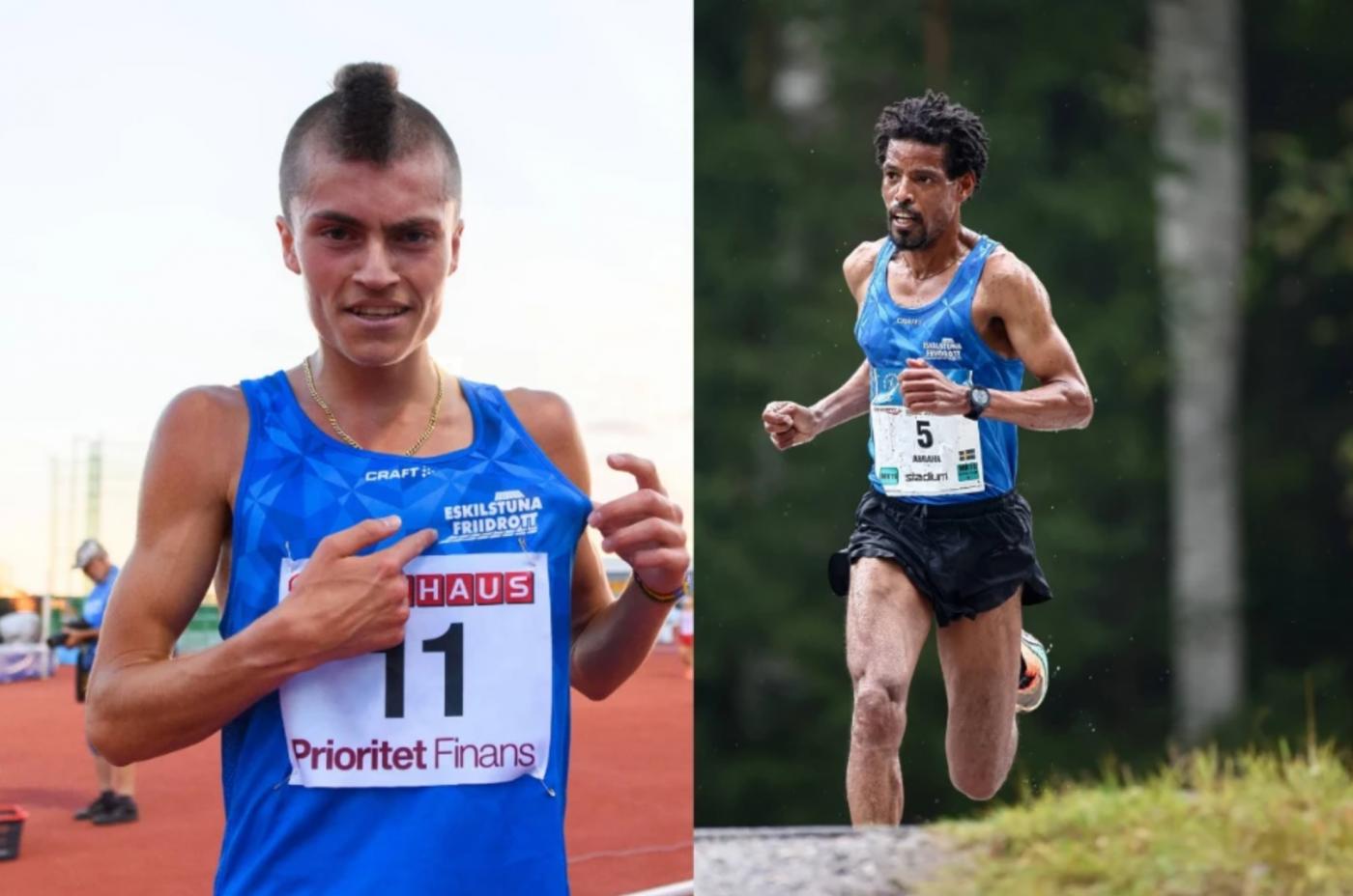 Två från Eskilstuna  Friidrott uttagna till VM i Halvmaraton i Gedynia, Polen 17 oktober